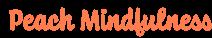 Peach Mindfulness Logo