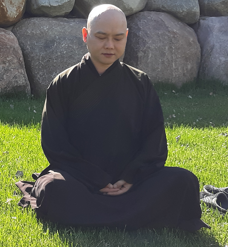 Venerable Thich Hanh Duc, Ph.D